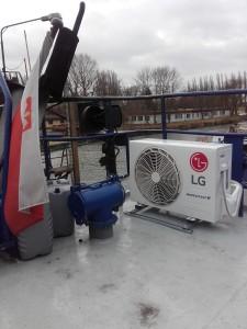 klimatyzacja statkowa
